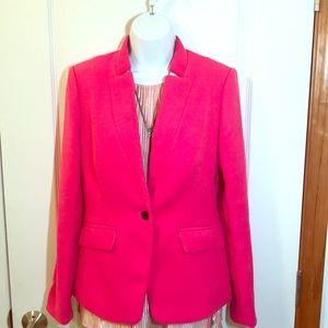 💖Hot Pink Blazer 💖 - Like New!